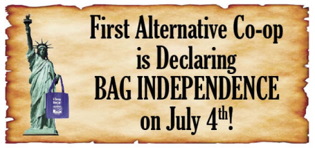 First Alternative declares bag independence
