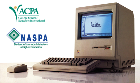 ACPA and NASPA and Student Affairs Technology
