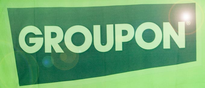 Groupon - Higher Education Shiny New Tool